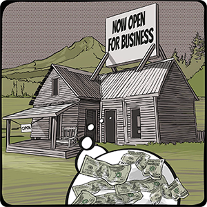 First business opportunity