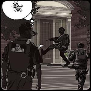 U.S. Marshal arrest