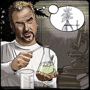 BigMike running his own cannabis R&D