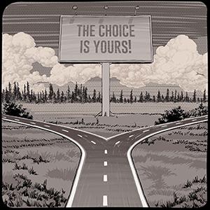 Crossroads in life