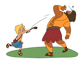 David And Goliath - The Bible Story for Kids