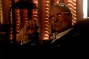 William Hurt as Donald Cooperman