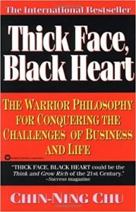 Thick Face, Black Heart book cover