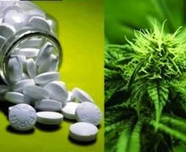 Pot vs. Pills